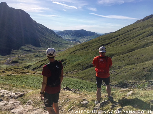 """A """"brief"""" overview of a scorching week running in the Lake District"""
